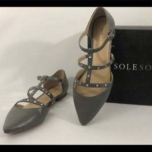 Flat by Sole Society.
